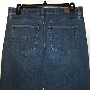 NY&C Blue Bootcut jeans size 6